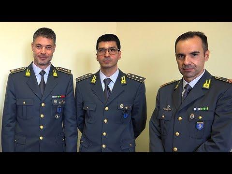 556 Tg Guardia di Finanza Bra - Operazione MALI SEDUCTORES