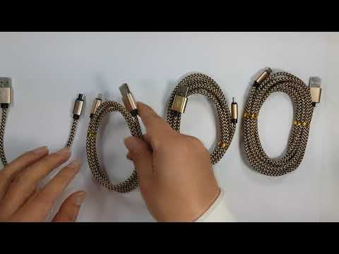 메탈 스피드 5핀/8핀/C타입 숏 25cm/1m/2m/3m 케이블