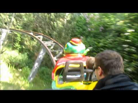 Froschbahn - Bayern Park - Onride/Offride