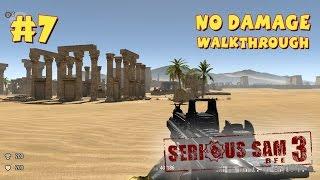Serious Sam 3: BFE прохождение игры - Уровень 7: Открывая Солнце (All Secrets Found + No Damage)