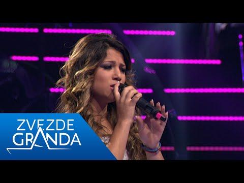 Jovana Obradovic - Ako treba mogu to, Ti mi uvek trebas - (live) - ZG 1 krug 15/16 - 09.01.16. EM 16