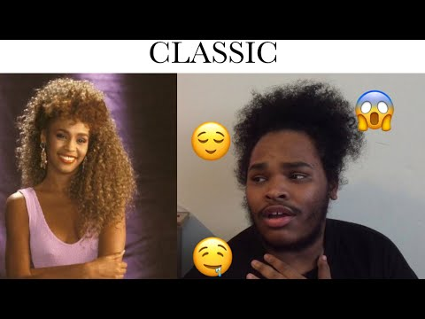 Whitney Houston I Wanna Dance With Somebody REACTION