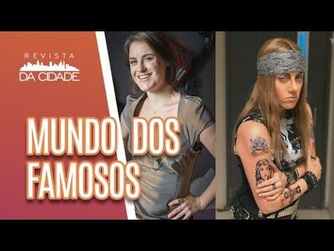 Show Dos Famosos + Quem Você Queria Ser Quando Era CRIANÇA? - Revista Da Cidade (16/04/18)