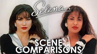 Selena (1997) - scene comparisons