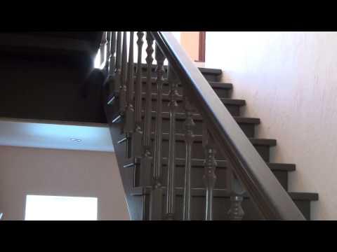 Деревянные лестницы. Лестницы на второй этаж