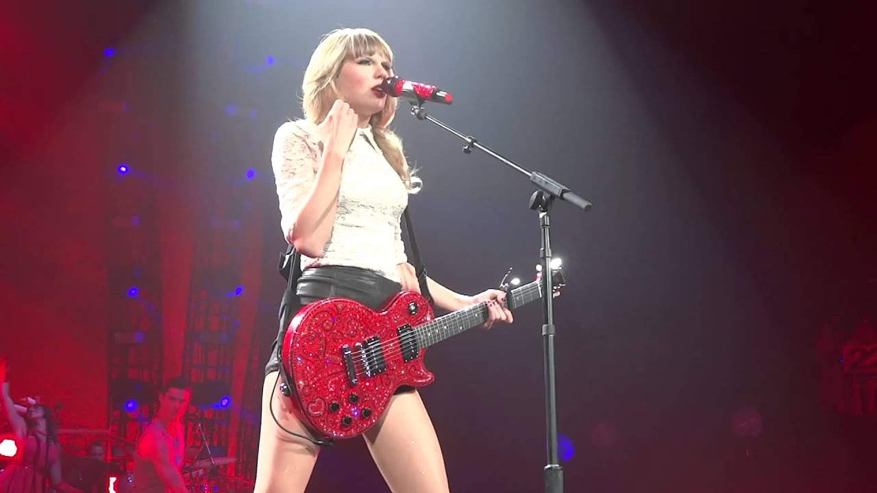 Wallpaper Hd Taylor Swift Red Taylor Swift The Red Tour 05 28 13 Glendale Az