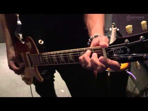 My New Guitar Tech: Vic Johnson (Sammy Hagar)