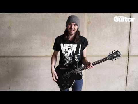 Me And My Guitar: Matt Reynolds and Jonny Hall from Heck / Hofner