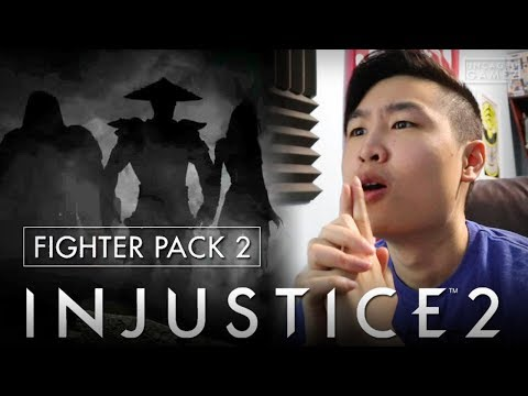 Injustice 2: FIGHTER PACK 2 REVEAL COMING NEXT WEEK!!