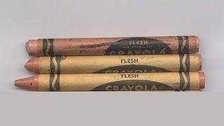 Flesh Colored Crayons Mandela Effect