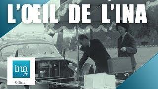 1959 : Voici Ariane, la voiture camping ! | L'œil de l'INA