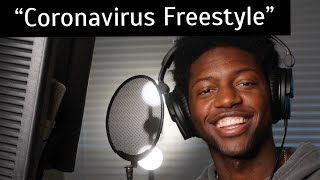 Joseph Allen - Coronavirus Freestyle | New Music Friday #011