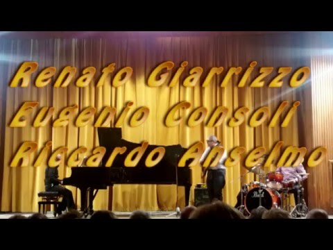 Trio Giarrizzo - Consoli - Anselmo - 6° Concerto di primavera - Conservatorio V. Bellini - Palermo