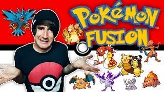FUSIONANDO POKEMON! Pokemon Minigames - [LuzuGames]