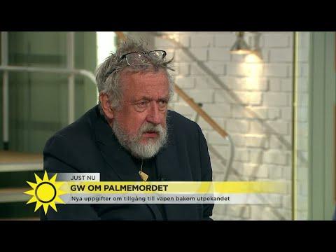 GW om nya utpekade Palmemrdaren: 'Drfr hoppas jag att det inte r han' - Nyhetsmorgon (