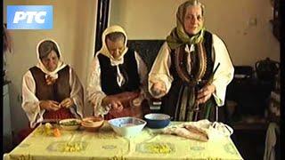 Posna jela iz Balta Berilovca