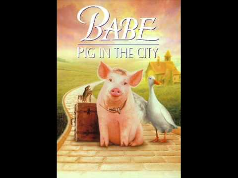 Babe  pig in the city - Protected by Angels ( soundtrack)