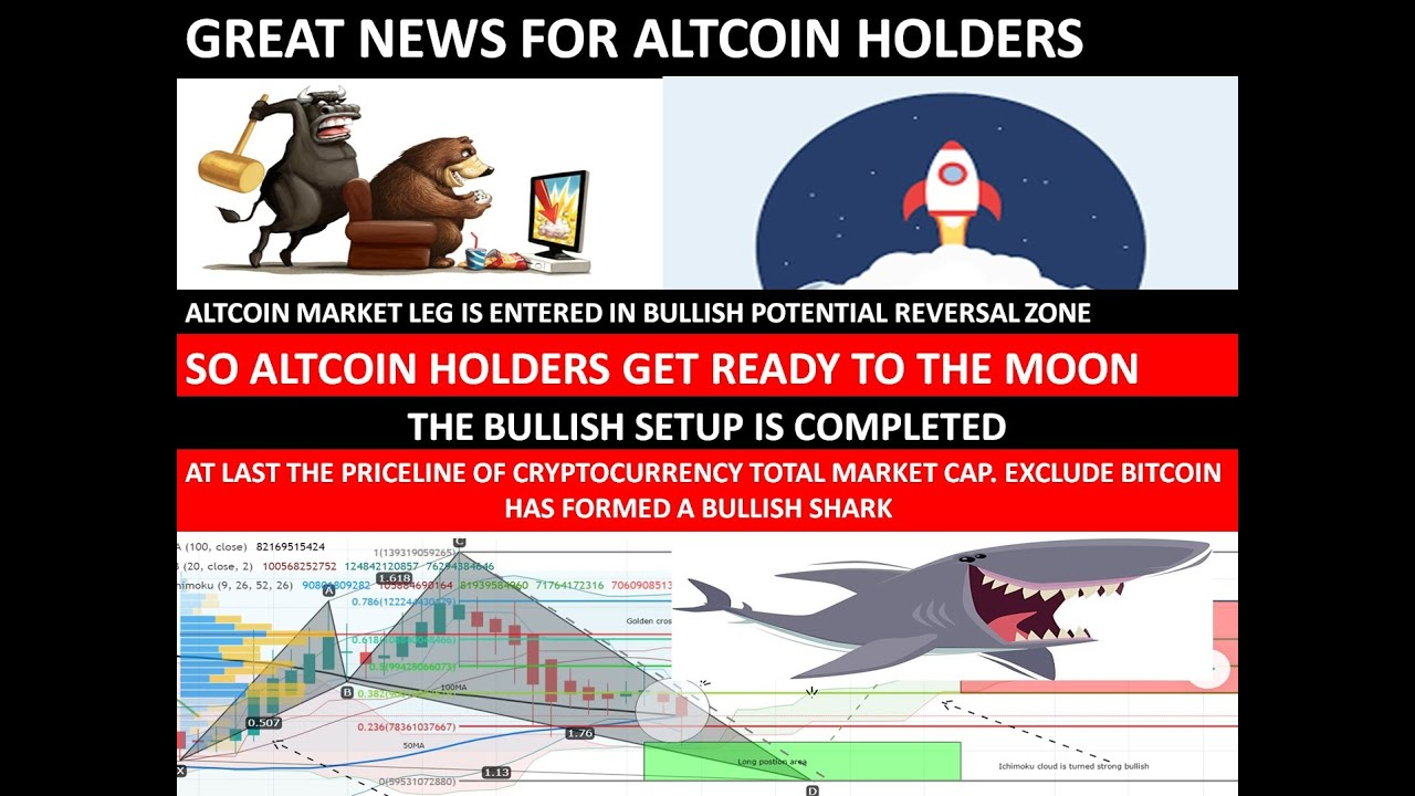 Great News For Altcoin Holders The Altcoin Market Entered In Potential Reversal Zone | Bulls Ahead