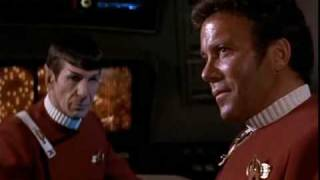 Wrath of Khan and 2-D Thinking
