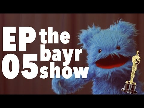 The Bayr Show EP5 - Oscars Academy Award Best Picture Nominations In One Take! Featuring Team Lopez!
