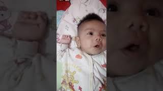 Bayi nyanyi lagu ooo..ooo.ooo by gigi wow keren