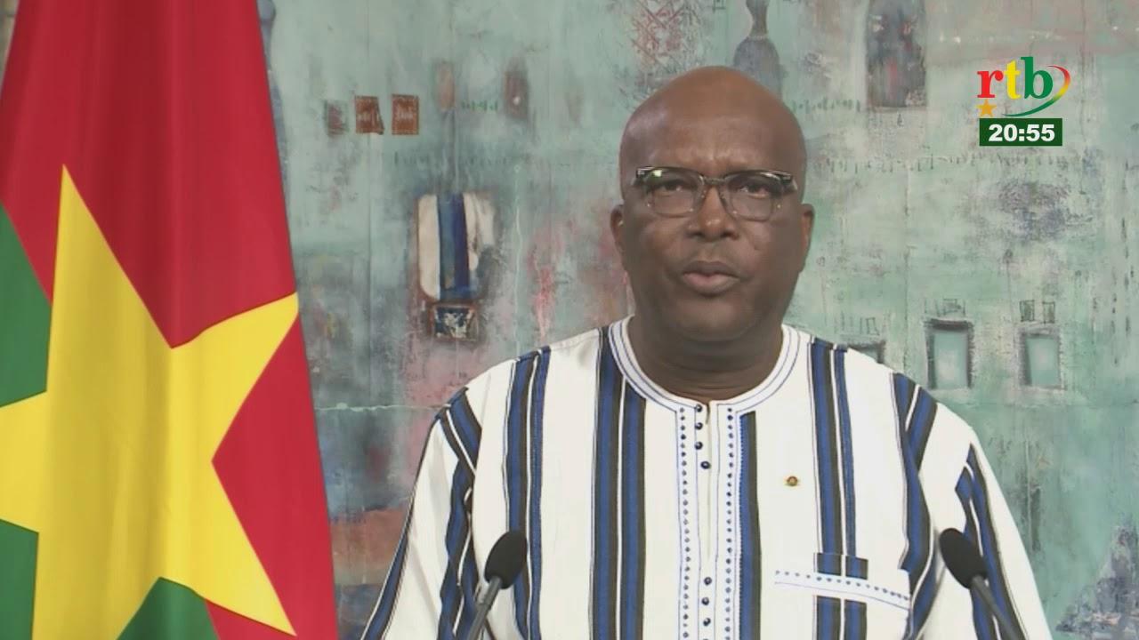 Download rtb/Discours à la Nation du Président du Faso