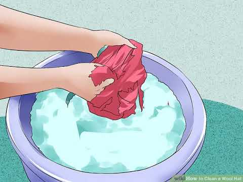 How To Clean A Wool Hat
