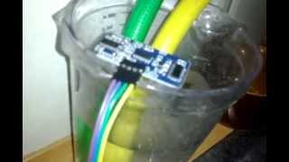 Arduino: control loop for water level - Regelkreis für Wasserstand