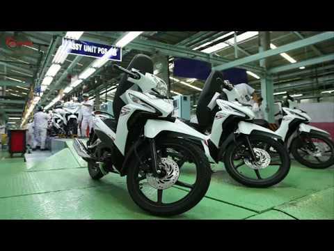 Honda Revo X 110cc .Mới Ra .Siêu Tiết Kiệm Xăng .Khiến Yamaha Jupiter