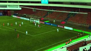 Kyrgyzstan (U-21) - Russia (U-21) - 2:1