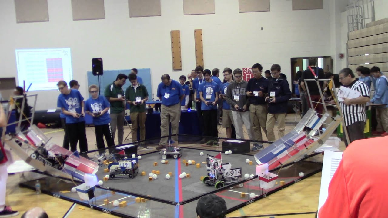 FTC First Tech Challenge Robotics Competition - YouTube