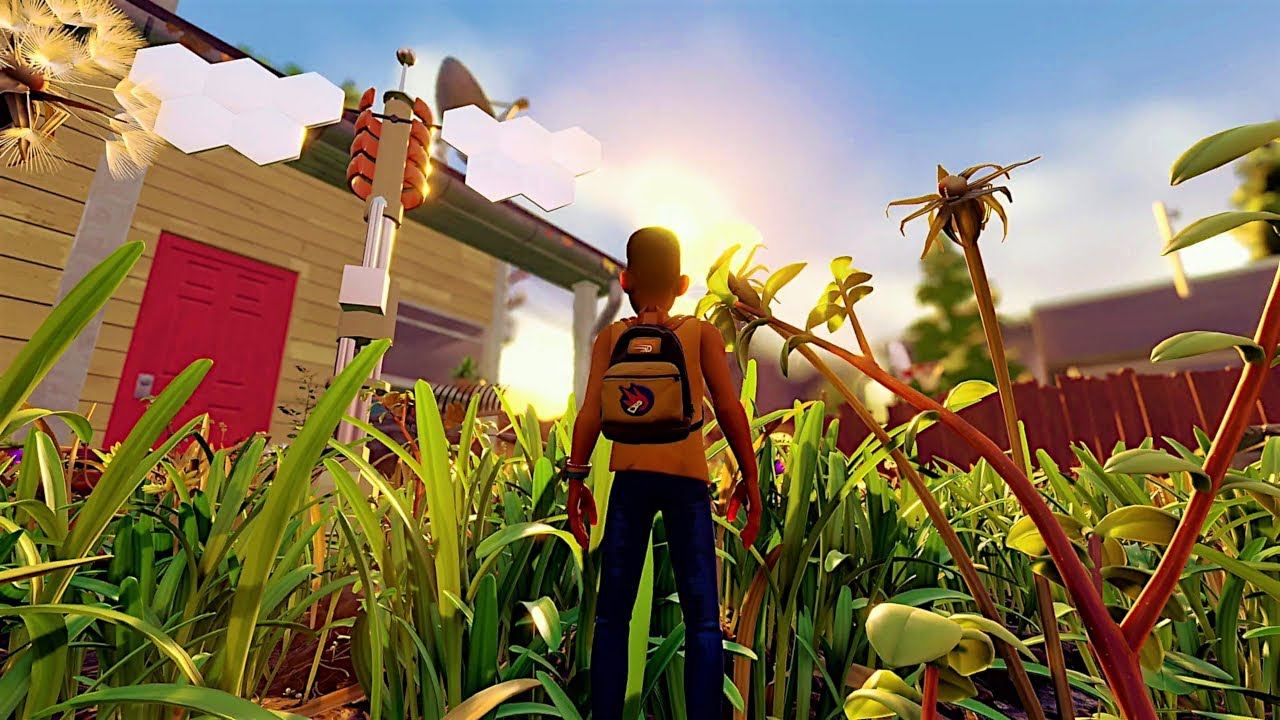 GROUNDED Gameplay Trailer (Open-World Backyard Survival Game 2020 ...