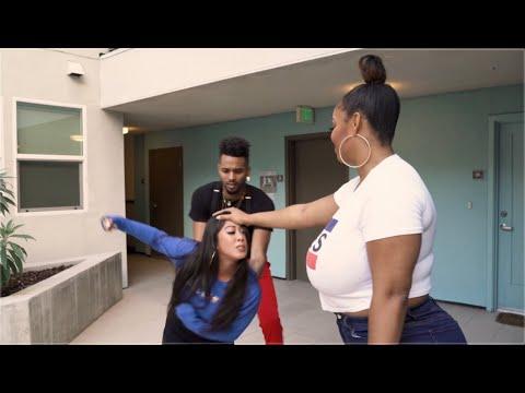 SHORT GIRLS VS. TALL GIRLS! | FT. @Persephanii Official @Bigg Jah & Stephano