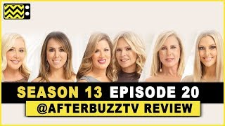 Real Housewives of Orange County Season 13 Episode 20 Review & After Show