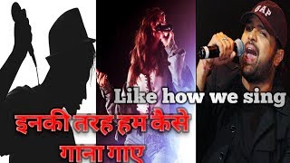 How to make a song | how to sing a song | how to sing duet song | how to use starmaker