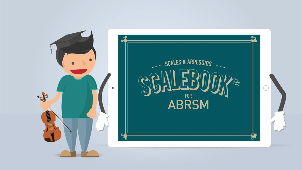 Scalebook for ABRSM App