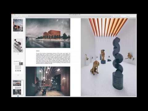 Architecture Portfolio Review Livestream