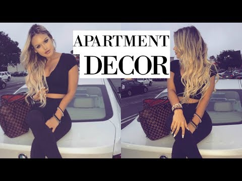redecorating apartment + homegoods with Oli | DailyPolina