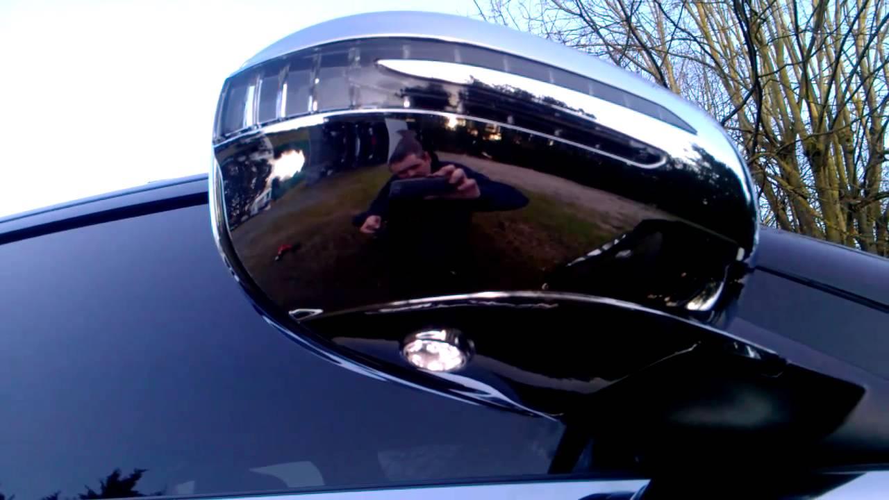 Chrysler 300 Rétroviseurs Style Mercedes