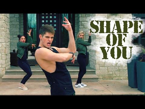 Ed Sheeran - Shape Of You   The Fitness Marshall   Cardio Concert