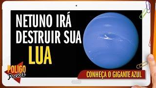 Netuno irá Destruir Sua Maior Lua - 5 Fatos Sobre Netuno | PoligoPocket