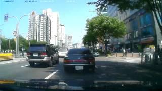 스마트아이 i-2000 2채널 hd lcd블랙박스 차량…