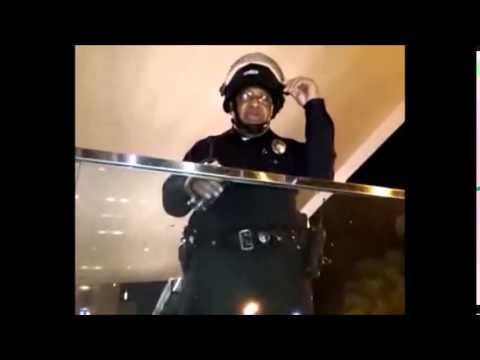 Black LAPD Cop Schools Ferguson Protesters on 'Racism'