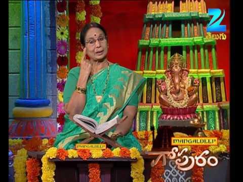 Gopuram - Episode 1632 - October 19, 2016 - Best Scene
