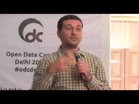 2014 Open Data Delhi   Zahir Koradia