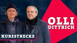 Olli Dittrich hinter den Kulissen von Dittsche