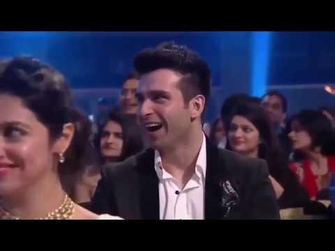 best ever salman khan, kajol, shahrukh, riteshdesh mukh comedy in awards show thumbnail