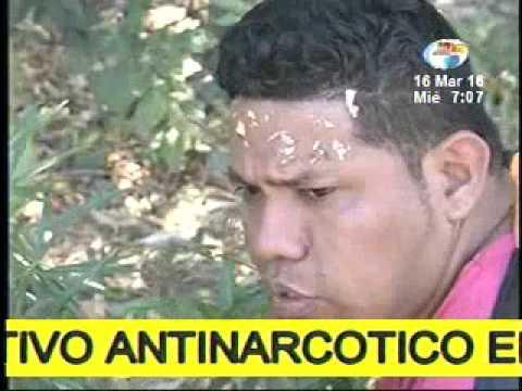 Operativo antidrogas en los barrios La Fuentes y Augusto César Sandino