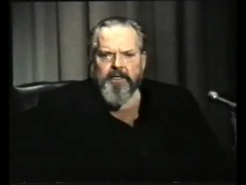 Filming 'The Trial' [1981] (Unedited) - Rare Orson Welles Documentary