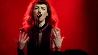 Melissa Auf der Maur Scala London 2010 (Meet Me On The Darkside)